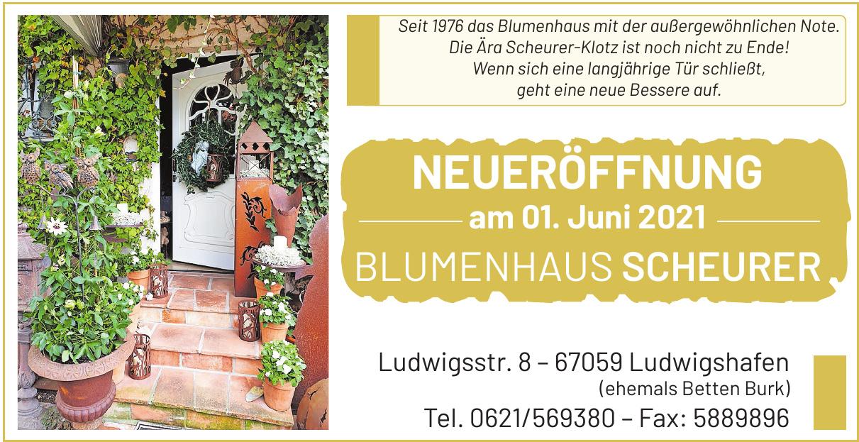 Blumenhaus Scheurer