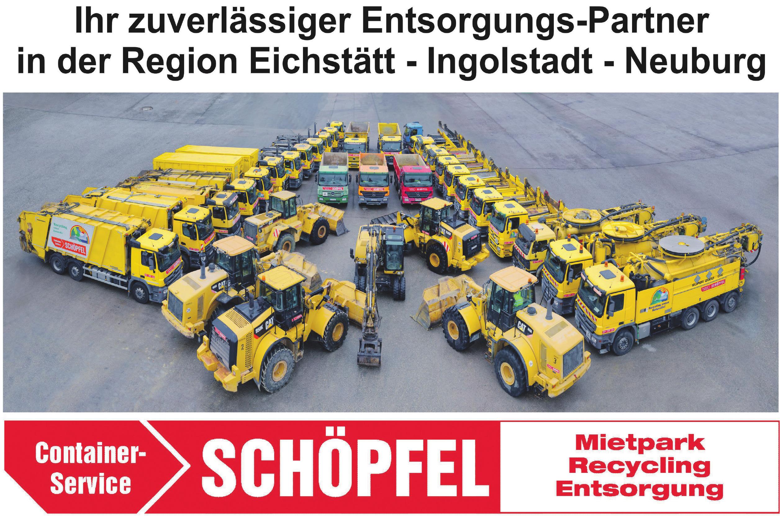 Container-Service Schöpfel