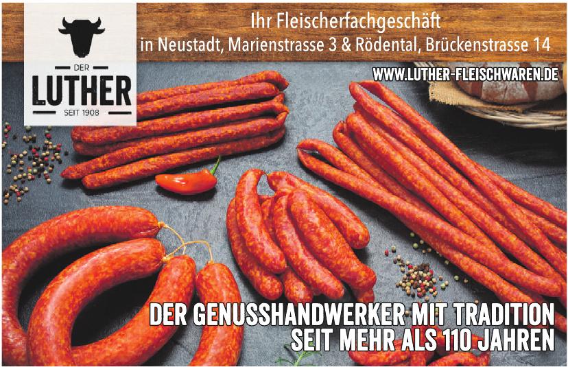 Fleischerfachgeschäft Luther