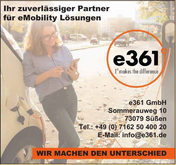 e361 GmbH