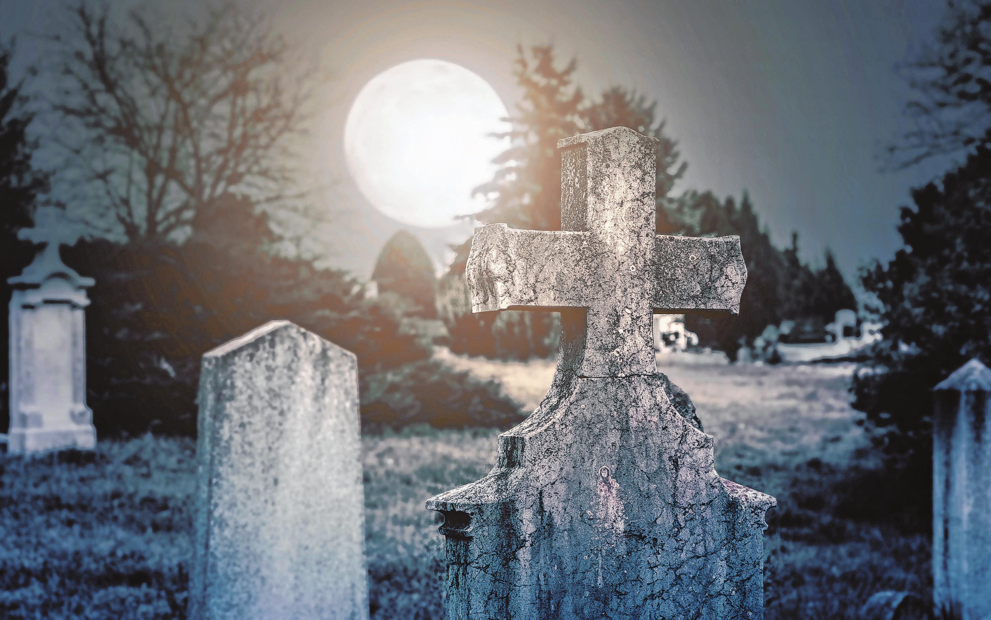 Mit dem aufkommenden Christentum änderte sich der Begräbniskult. Nicht nur im Leben, auch im Tod wollten die Christen als Gemeinschaft vereint auf den jüngsten Tag der Auferstehung warten. Foto: Dark Moon Pictures/shutterstock.de