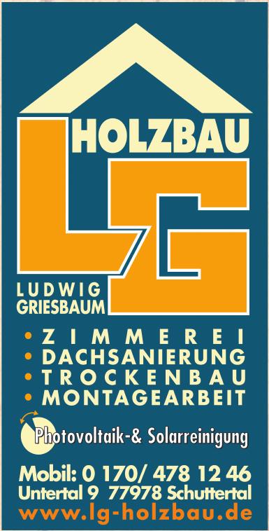 Ludwig Griesbaum - LG Holzbau