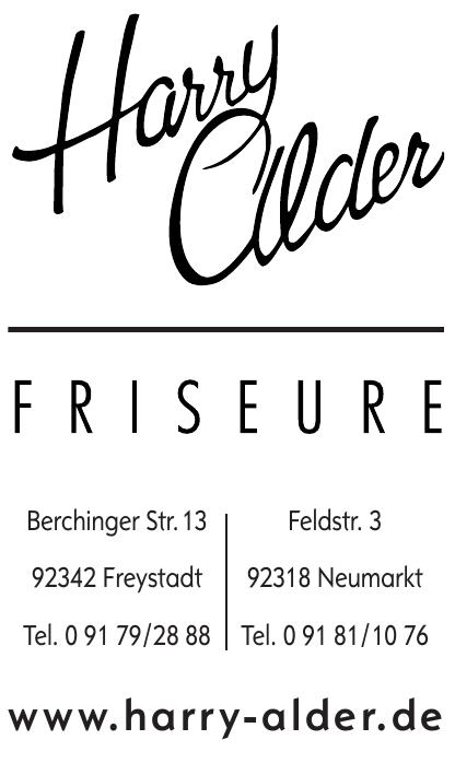Harry Alder Friseure