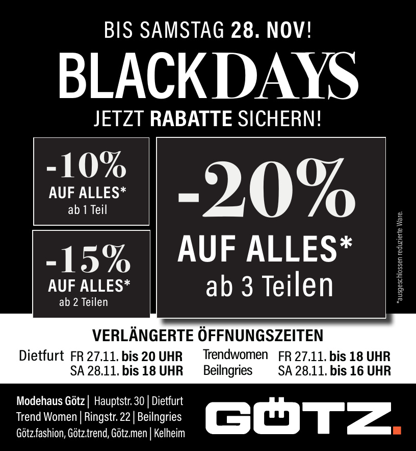 Modehaus Götz