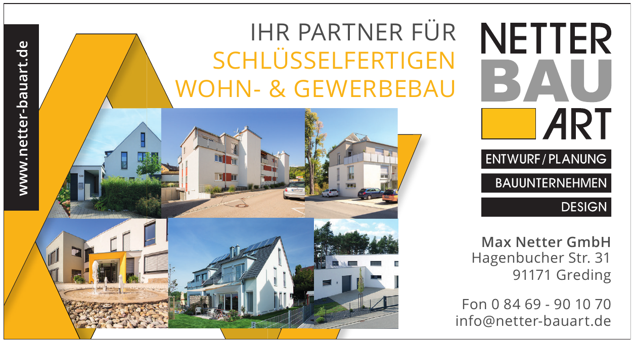 Netter Bau Art - Max Netter GmbH