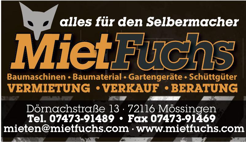 Miet Fuchs
