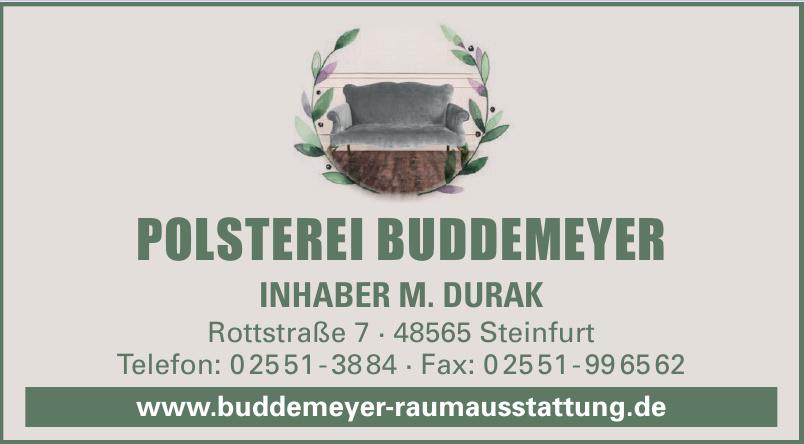 Polsterei Buddemeyer