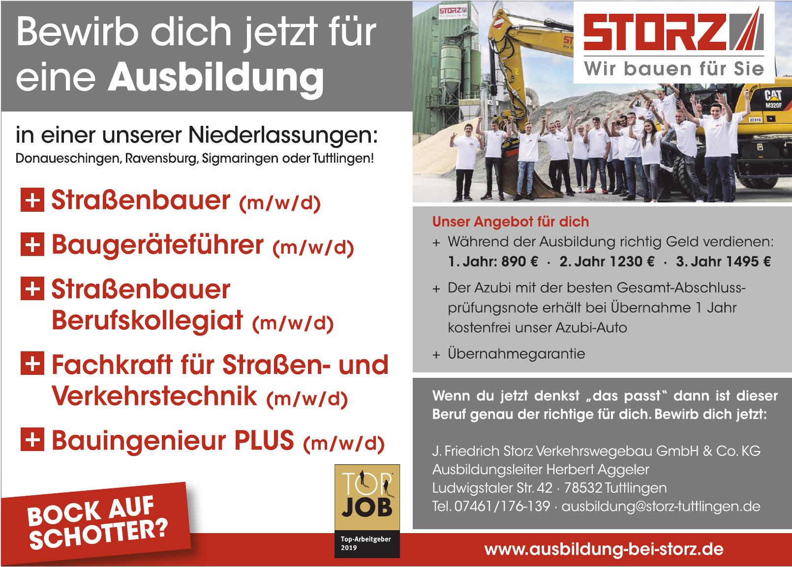 J. Friedrich Storz Verkehrsbau GmbH & Co. KG