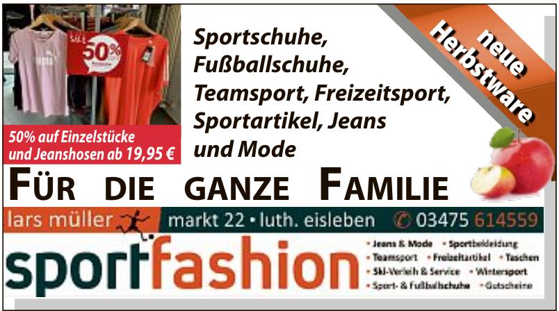Lars Müller Sportfashion