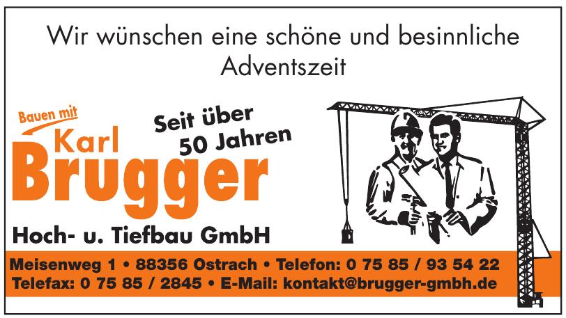 Karl Brugger Hoch- u. Tiefbau GmbH