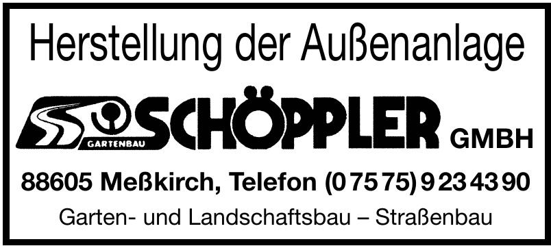 Schöppler GmbH Garten- und Landschaftsbau – Straßenbau