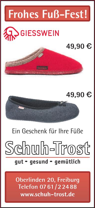 Schuh-Trost