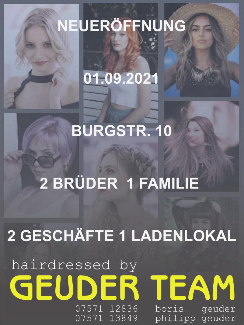 Geuder Team
