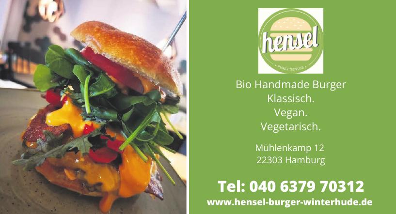 Hensel Burger