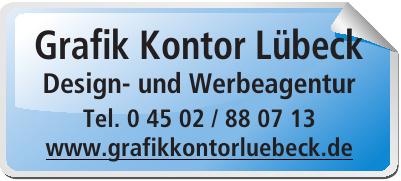 Grafik Kontor Lübeck Design- und Werbeagentur Karsten Schulz & Sabine Schmidt