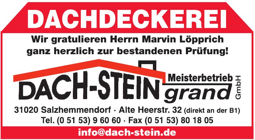 Dach-Stein grand GmbH