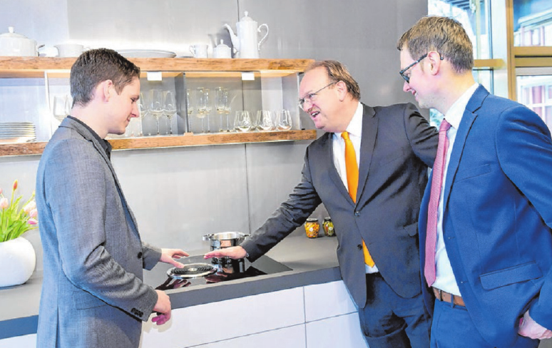 Braig Küchen & Schreinerei aus Allmendingen setzt besondere Maßstäbe bei der individuellen Wohngestaltung.