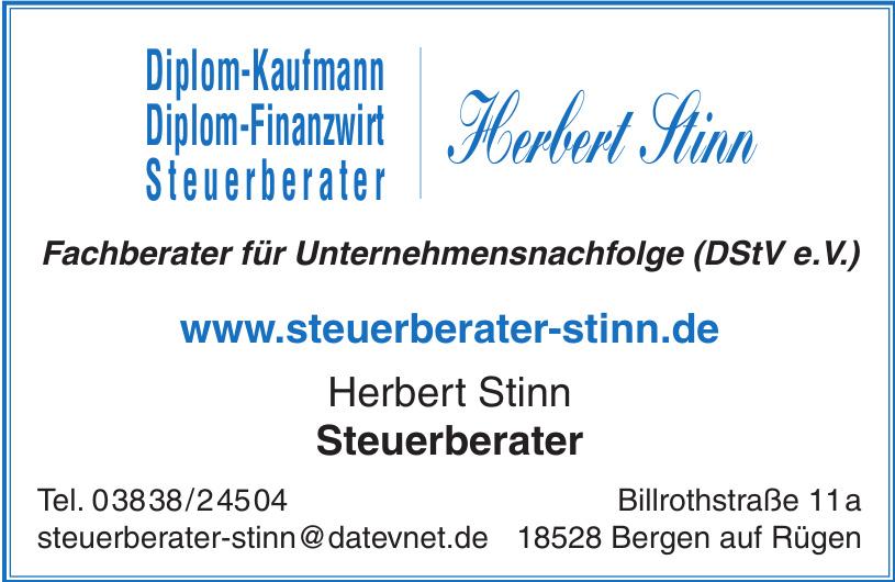 Herbert Stinn Steuerberater