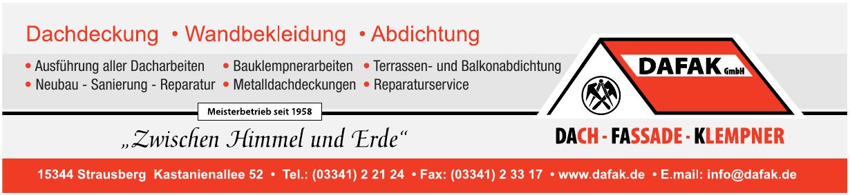 Dafak GmbH