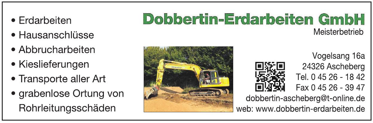 Dobbertin Erdarbeiten GmbH