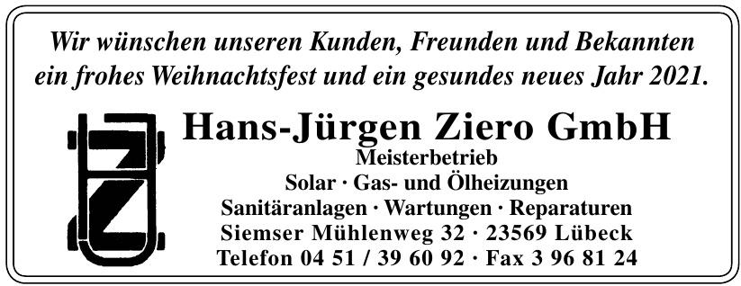 Hans-Jürgen Ziero GmbH