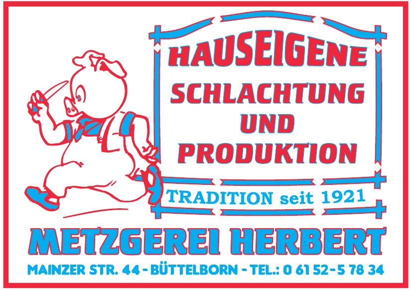 Metzgerei Herbert