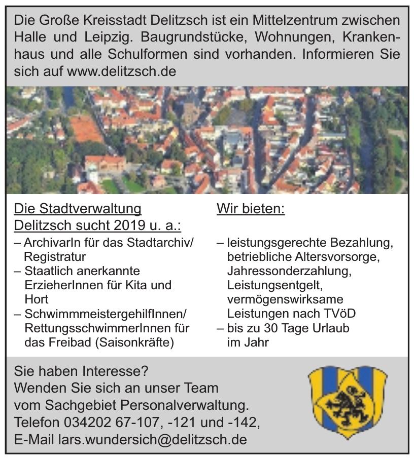 Kreisstadt Delitzsch