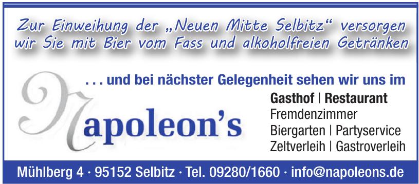 Napoleon´s Gasthof/Restaurant