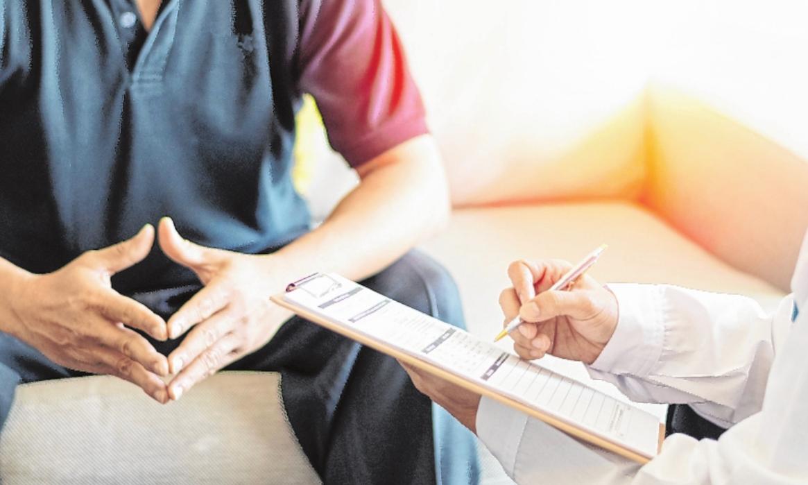 Mit verschiedenen Untersuchungen kann ein Prostatakarzinom schon frühzeitig erkannt werden.FOTO: GETTY IMAGES