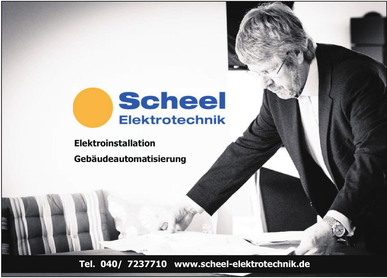 Scheel Elektrotechnik