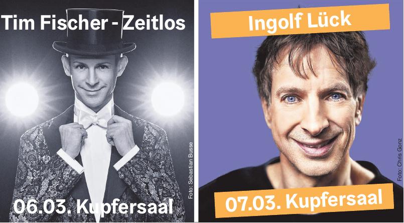 Tim Fischer - Zeitlos