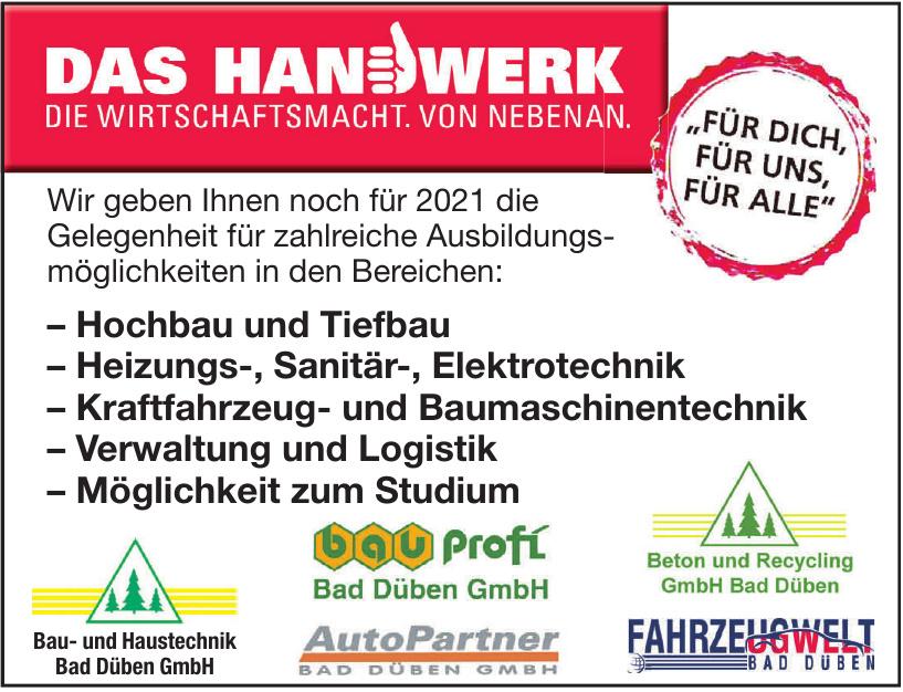 Bau- und Haustechnik Bad GmbH