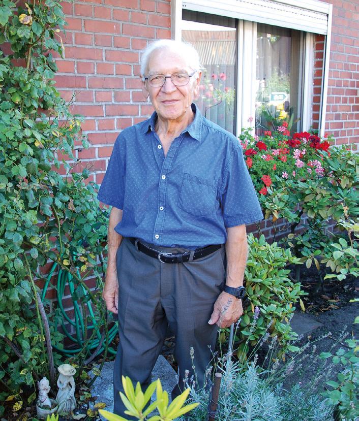 Aurelio Massei setzt sich seit mehr als 30 Jahren für andere Menschen ein. Foto: Katja Buhlmann/photowerk