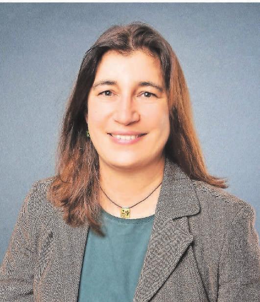 Sandra Langenbach arbeitet als Klimaschutzmanagerin bei der Stadtverwaltung Wuppertal.