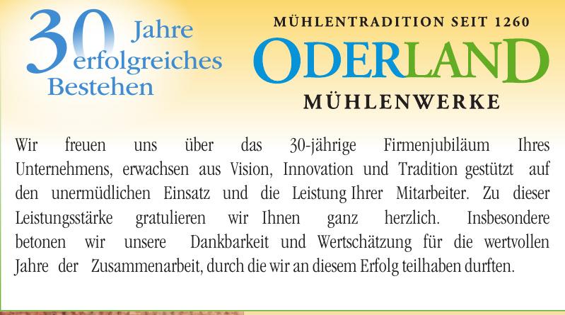 Oderland Mühlenwerke