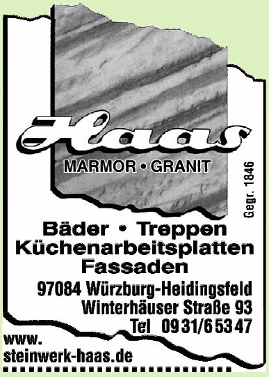 Steinwerk Haas