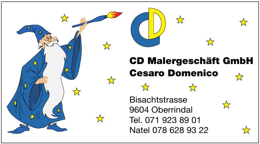 CD Malergeschäft GmbH