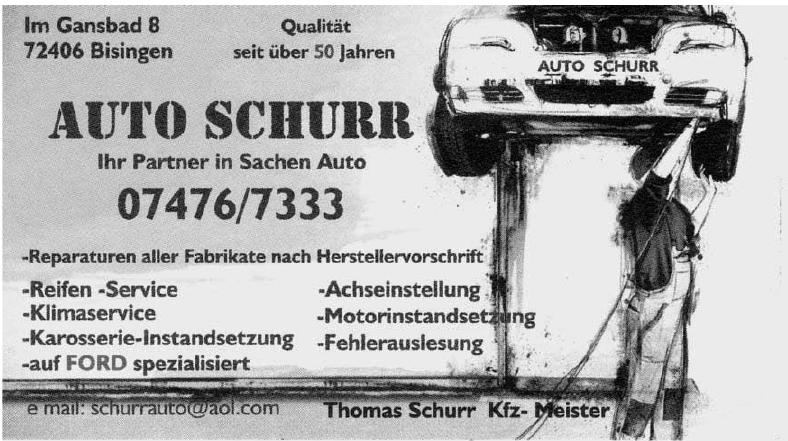 Auto Schurr