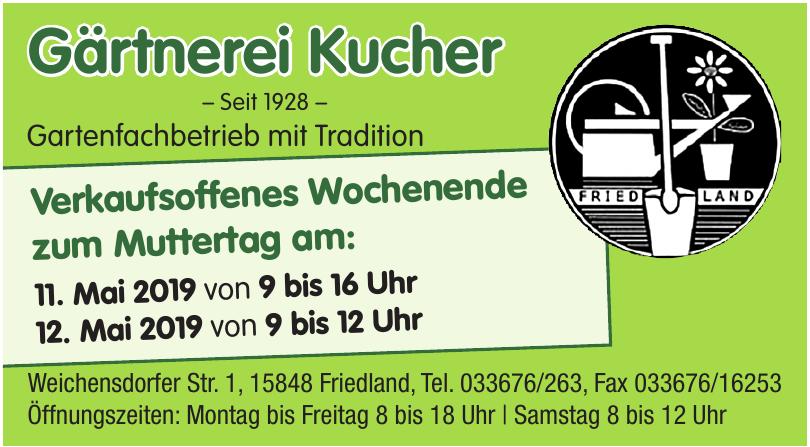 Gärtnerei Kucher
