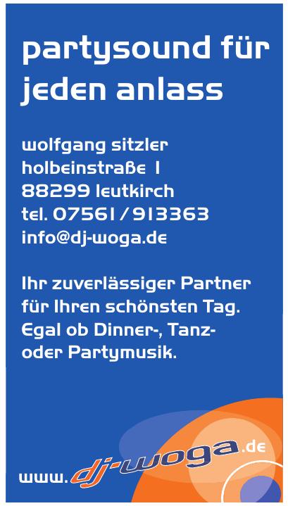 Wolfgang Sitzler