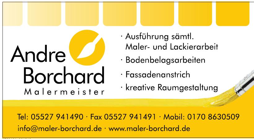 Andre Borchard Malermeister