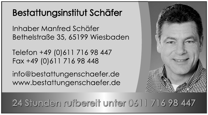 Bestattungsinstitut Schäfer