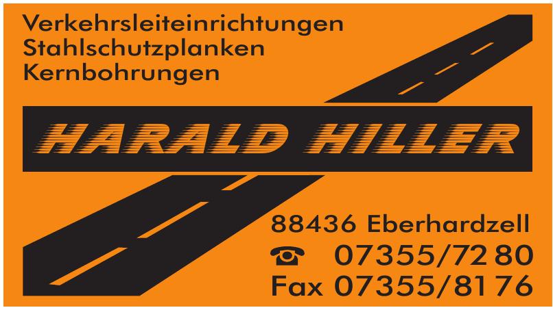 Harald Hiller