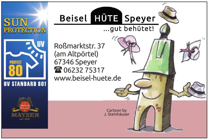 Beisel Hüte Speyer