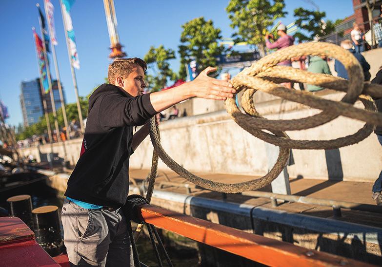 AHOI in Kiel.Sailing.City! Image 4