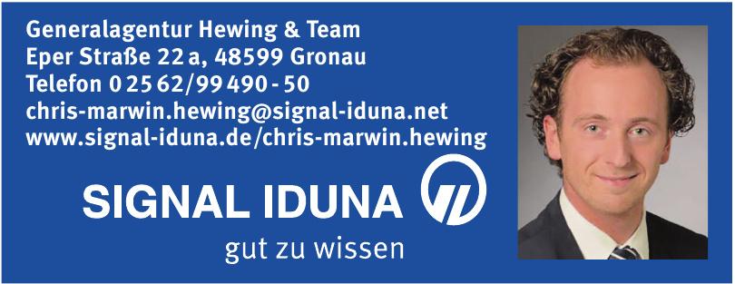 Generalagentur Chris-Marwin Hewing