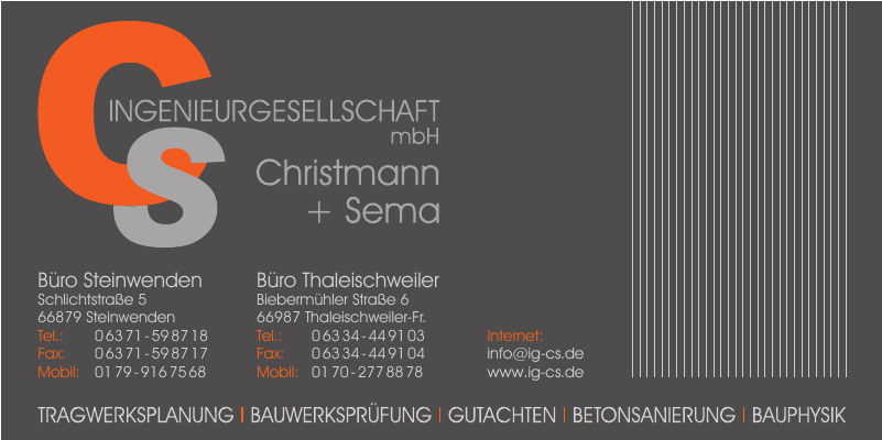 Christmann + Sema CS Ingenieurgesellschaft mbH