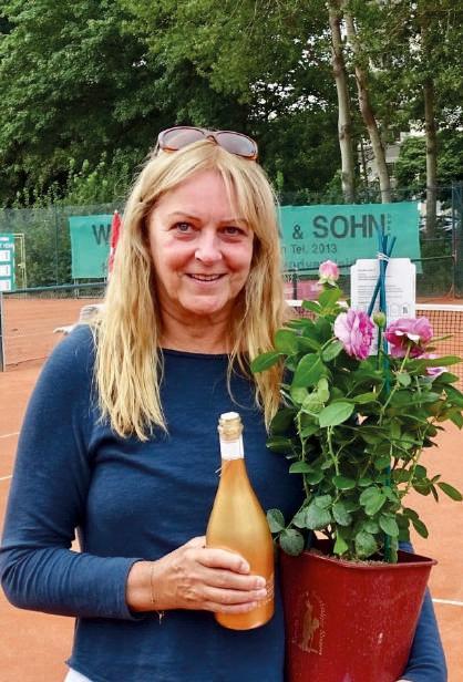 Damen 60: Sigrid Rinow