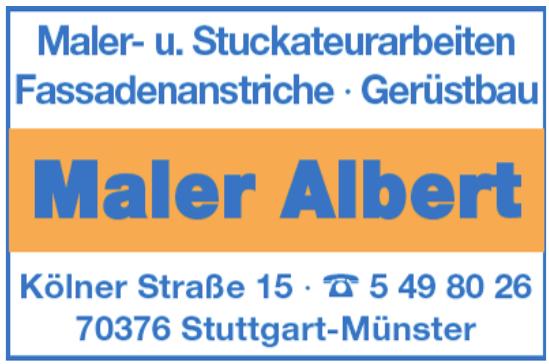 Maler Albert