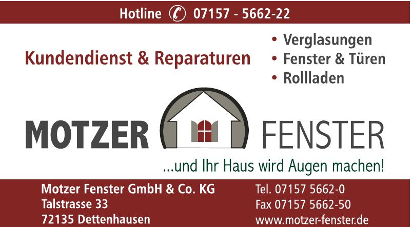 Motzer Fenster GmbH & Co. KG
